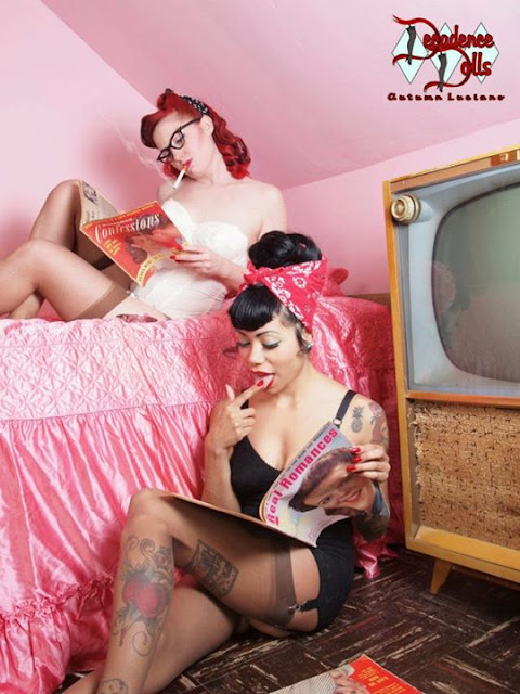 What to expect when going to your first pin up photography session or pinup photo shoot,