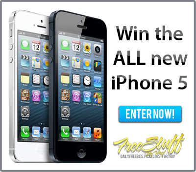 win a new iphone