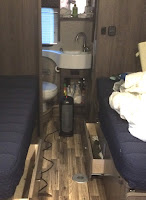 Winnebago Fuse with hunter space heater