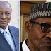 Shugaban kasar Guinea ya umarci jama'ar kasar suyi wa Buhari addu'a