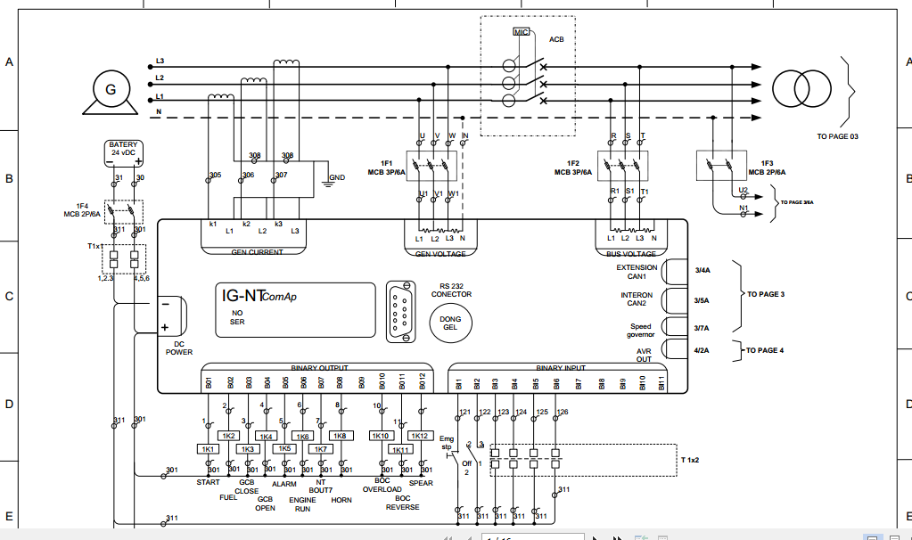 Control Panel Wiring Diagram Control Panel Wiring Diagram Software