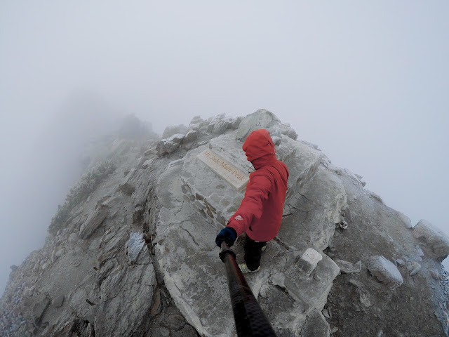 Jade Mountain, Yushan Peak, Trekking Taiwan