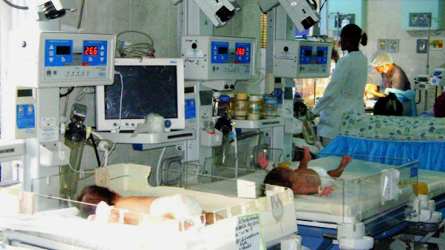 En solo un mes fallecieron 40 neonatos en el hospital de Maturín