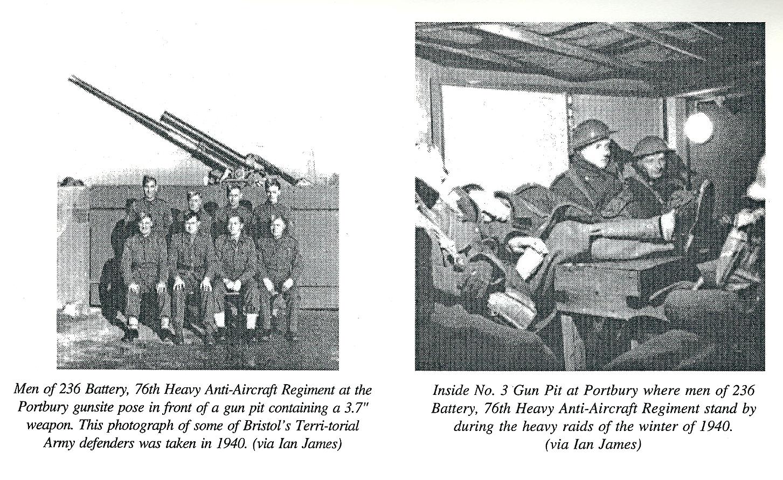 Walking the Battlefields: Bristol Air Defence (1940 - 1944)