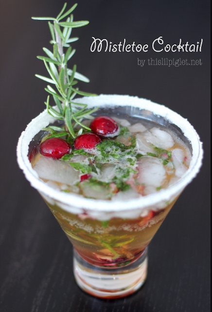 Mistletoe Cocktail