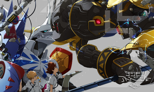 Review Anime Digimon Adventure Tri. 1: Saikai