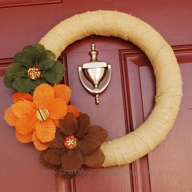 Cork Wreaths For Front Door