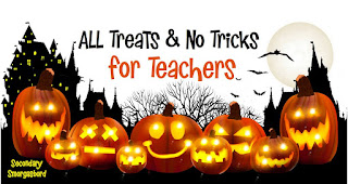 Halloween tends to be a crazy day in most schools, and many teachers shy away from the craziness. But, why not embrace it? Your students will enjoy having fun, and you can still do content-based activities that have a Halloween theme! In this post I share more of my reasoning behind why I embrace the festivity and a recipe for pumpkin spice lattes that you can make for your class.
