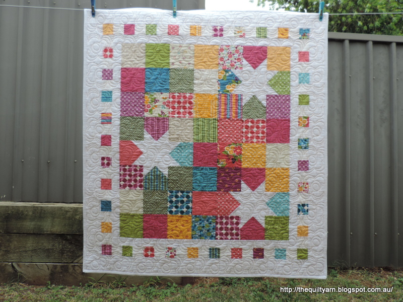 The Quilt Yarn: Planning for 2018 : planning a quilt - Adamdwight.com
