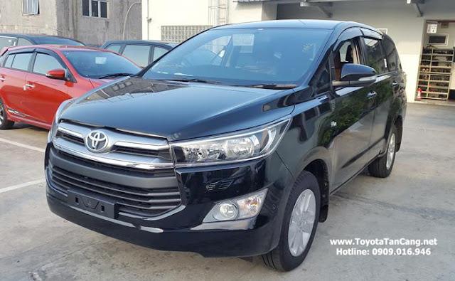 Đặt xe Toyota Innova 2016 ngay hôm nay để được trải nghiệm phiên bản mới nhất của dòng xe MPV bán chạy nhất Việt Nam hiện nay