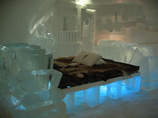 passion for luxury sweden s luxurious 365 day icehotel. Black Bedroom Furniture Sets. Home Design Ideas