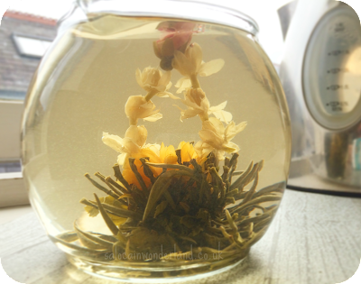 the tea makers london flowering tea review