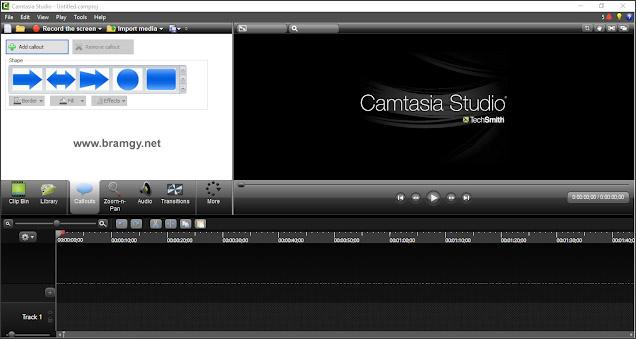 برنامج تصوير الشاشة فيديو مجاناً الاصدار الأخير