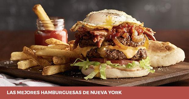 hamburguesas en Nueva York