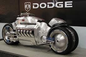 Dodge Tomahawk motor terkencang dan tercepat di dunia