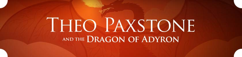 Theo Paxstone and the Dragon of Adyron
