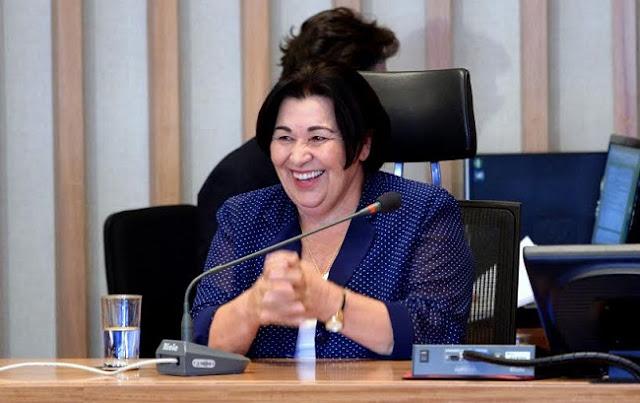 Derrotada nas urnas, Luzia de Paula ganha cargo na CLDF