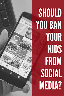 Should You Bad Your Kids From Social Media?
