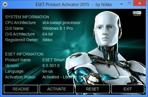 Eset smart security 8 offline installer