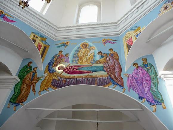 Китайгород. Свято-Успенська церква. 1756 р.