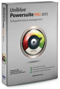 Uniblue PowerSuite Pro 2013 4.1.5.1 Full Version Serial Key, Keygen Free Download