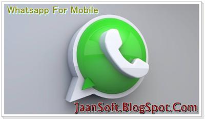 WhatsApp Messenger Free Latest Version