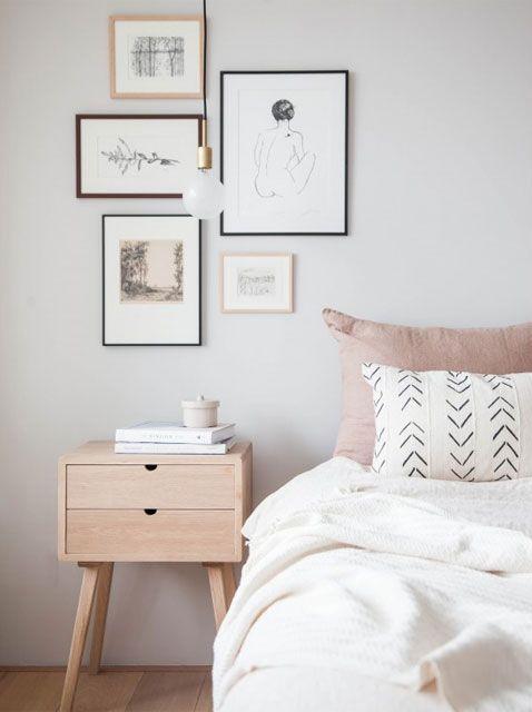 Decora tu dormitorio en color rosa