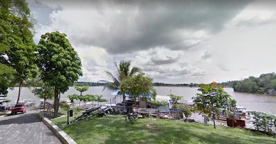 Tempat Wisata di Kota Pekanbaru Kawasan Wisata Danau Buatan