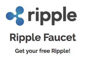Получи Ripple бесплатно