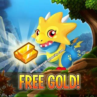 imagen de gana oro gratis en dragon city