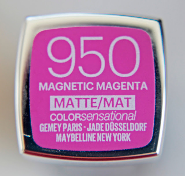 Maybelline Magnetic Magenta