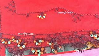 Marifetane'den Boncuklu İğne Oyasi
