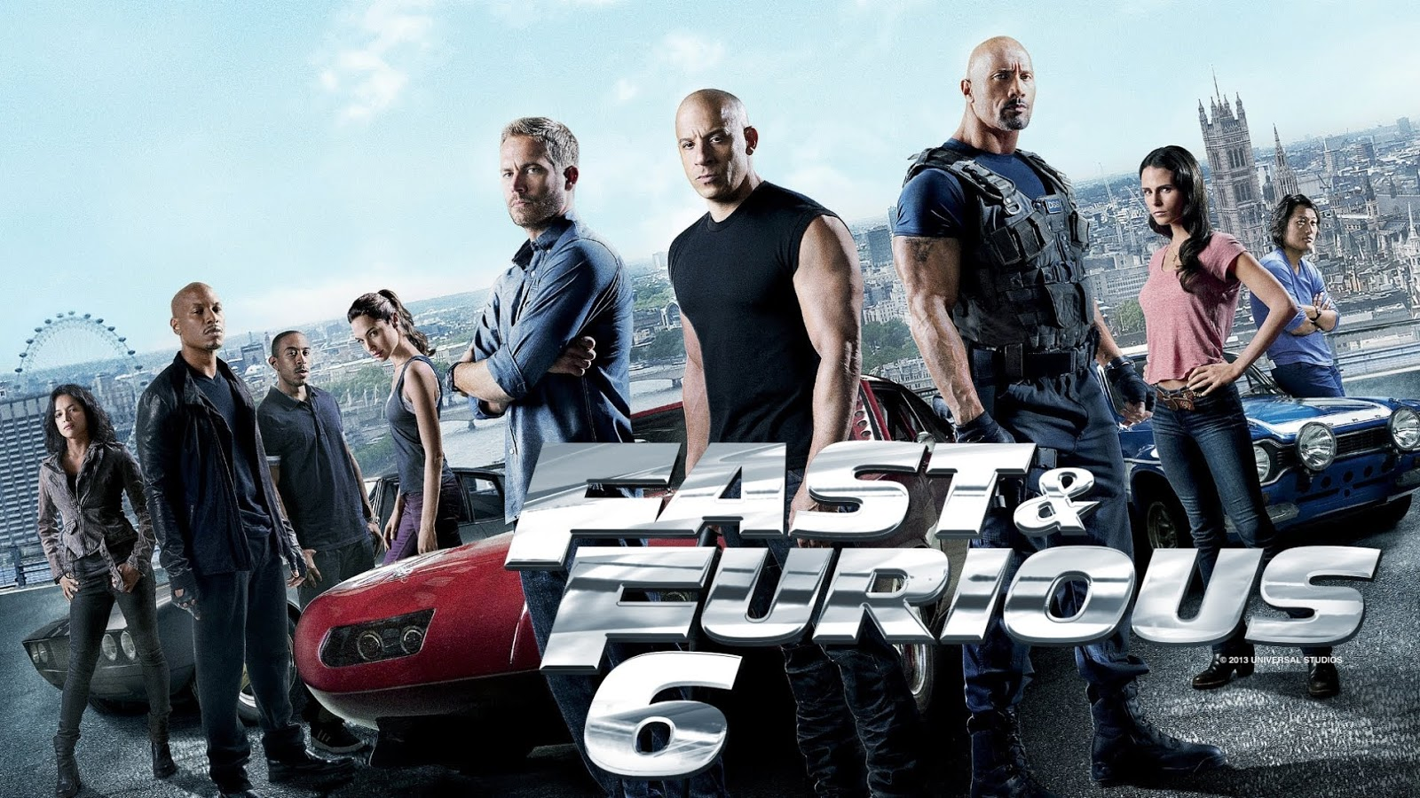 Laura S Miscellaneous Musings Tonight S Movie Fast Furious 6 2013
