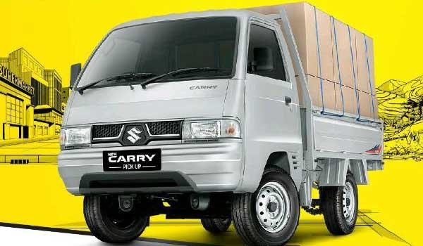 Suzuki Batam Tampilan Baru New Suzuki Carry Pick Up 2017 Spesifikasi&Harga www.suzukibatam.com