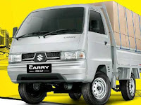 Suzuki Batam-Tampilan Baru New Suzuki Carry Pick Up 2017 Spesifikasi&Harga