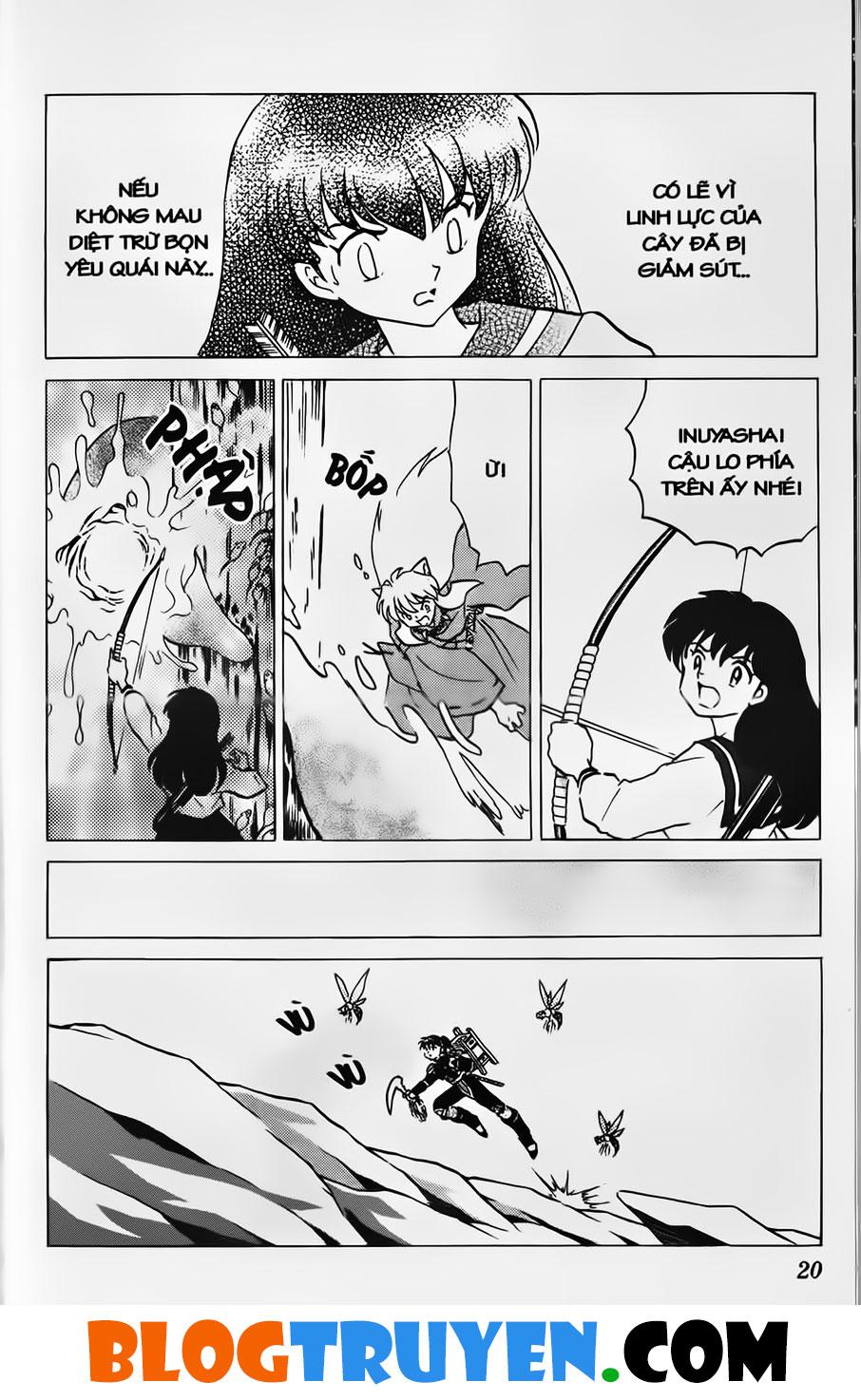 Inuyasha vol 34.1 trang 18