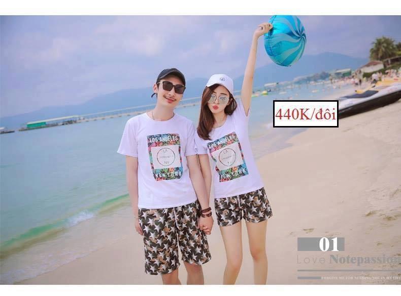 Cua hang do di bien o Trang Tien