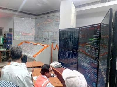 Railways Installs Asia's Largest Interlocking System In Kharagpur