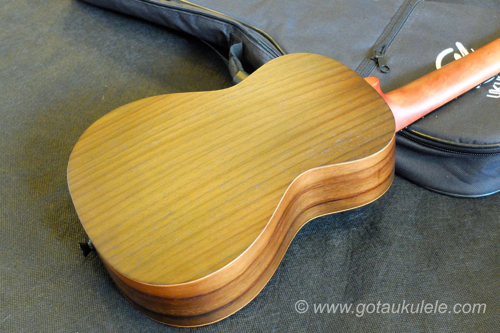 CloudMusic HM12 Ukulele back and sides