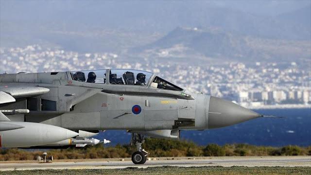 """""""Cazas británicos deben derribar los cazas rusos en Siria"""""""