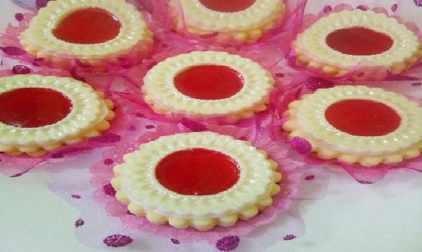 صابلي بكريمة الشامية أحد أنواع الكعك الجزائري