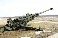 155mm M777 Howitzer