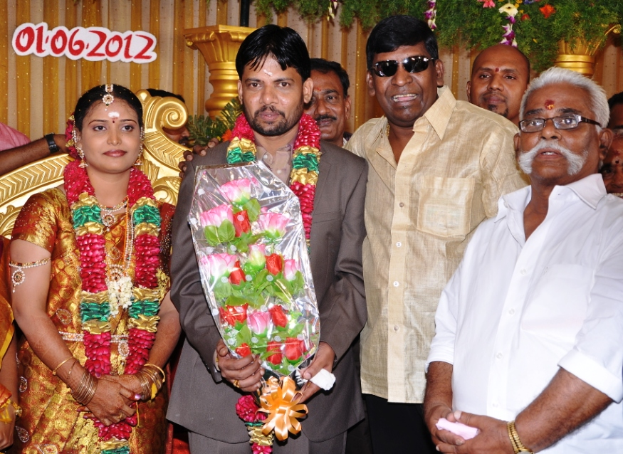 Vadivelu Photos - Vadivelu Photo Gallery | Veethi Vadivelu Daughter Kavya Marriage