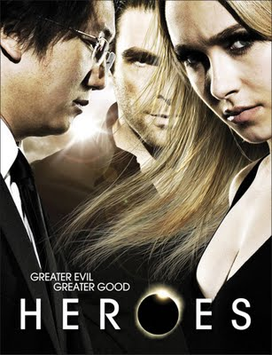 Heroes - Todas as Temporadas - HD 720p