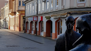 Old Town of Tuzla 25 years after the war