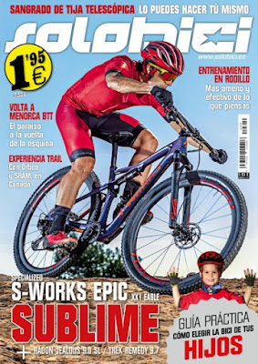 Revista Solo Bici España Diciembre 2017