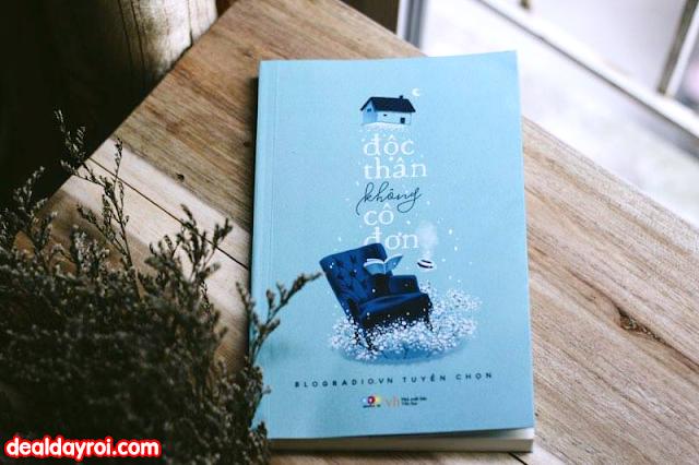 a đây rồi, sách hay, độc thân không cô đơn, deal đây rồi, deal khuyến mãi