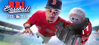 Game HD R.B.I. Baseball 16