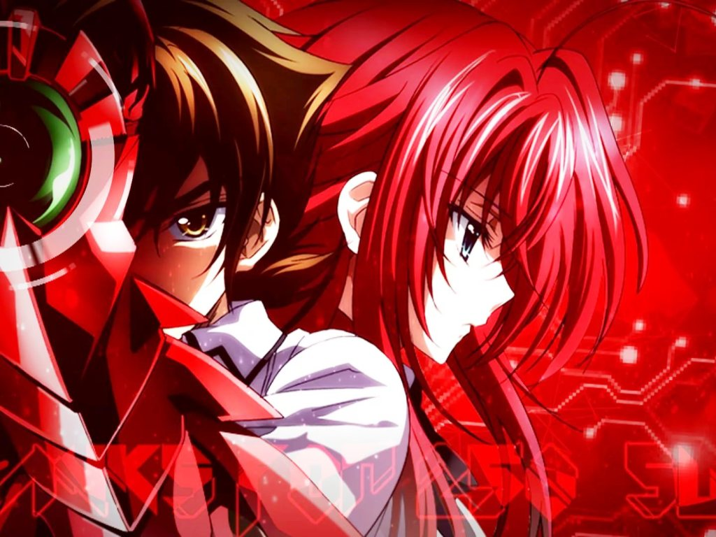 High School Dxd Rias Gremory Photo Wallpaper Backgrounds