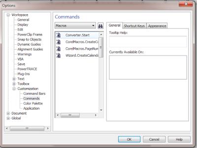 """""""tampilan tab menu command"""""""